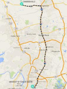 CIMMARON HILLS MAP