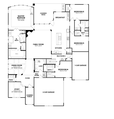 travis floor plan