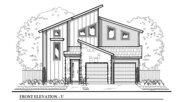 brohn home elevation