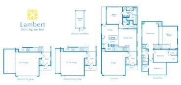 lambert floor plans
