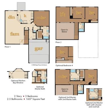 parker_floor plan
